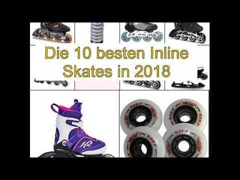 Die 10 besten Inline Skates in 2018