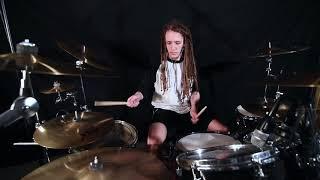 Lil Peep - Hellboy - Drum Cover