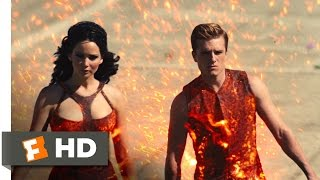 The Hunger Games: Catching Fire (4/12) Movie CLIP - Tribute Parade (2013) HD