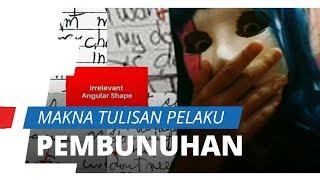 Grafolog Ungkap Makna Tulisan Tangan Siswi Pelaku Pembunuhan Bocah 5 Tahun