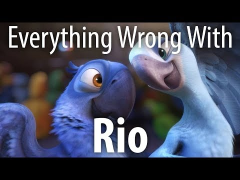 Everything Wrong With Rio In 15 Minutes Or Less
