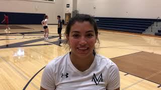 Volleyball Recap | Mt. Pisgah & Riverwood | Jr. Anjali Singh | 08-20-19