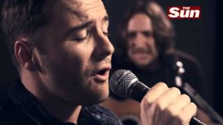 Shane Filan - What About Now [Biz Sessions 2013]
