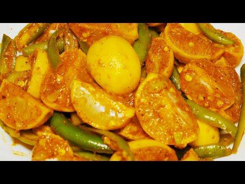 बिना तेल के मिनटों में बनाये नींबू मिर्च का अचार जो एक बार खाए बार बार बनाने को मजबूर हो जाए