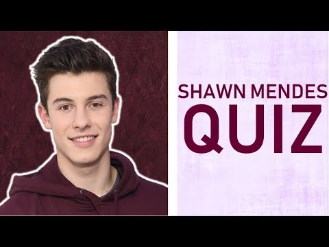 HOW WELL DO YOU KNOW SHAWN MENDES? Mp3