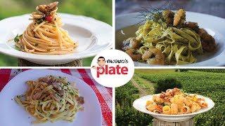 4 PASTA RECIPES   Easy Italian Pasta Recipes   Italian Food
