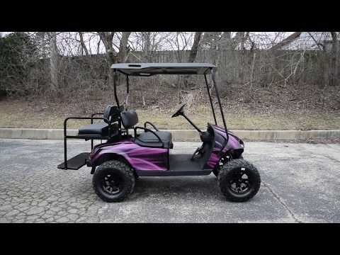2014 E-Z-GO Electric Golf Cart in Wauconda, Illinois - Video 1