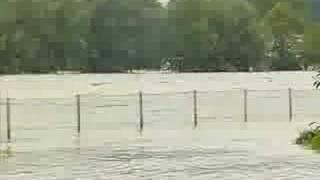 Powódź 2008 Sanok