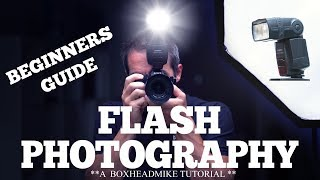 Flash Photography For Beginners Part 1
