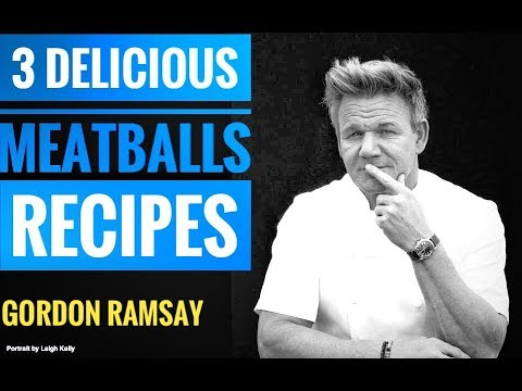 How To Cook Meatballs, 3 recipes | Gordon Ramsay | Almost Anything