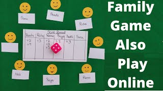 Group Game जो तेरा हे वो मेरा है Dice Game|Play With Family Kitty Part (Play Online)|PrachiGameIdeas