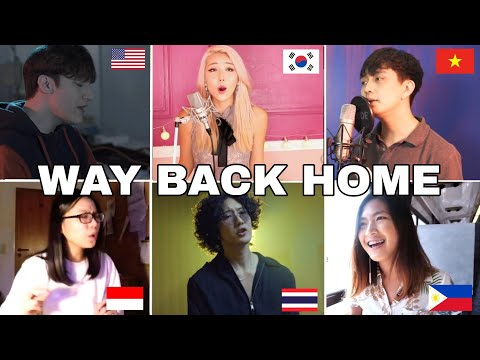 Who Sang It Better : Way Back Home [English Ver ] (us,korea,vietnam,thailand,indo,philippines)