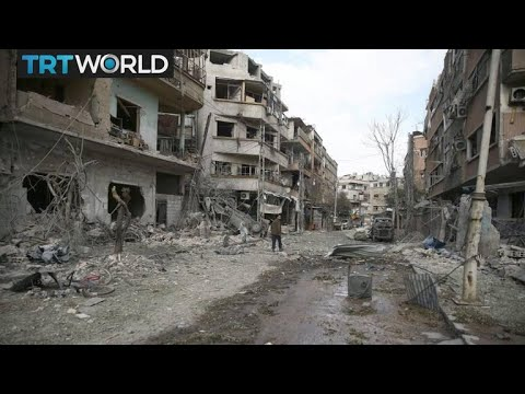 The War in Syria: Ceasefire vote delayed as eastern Ghouta hit