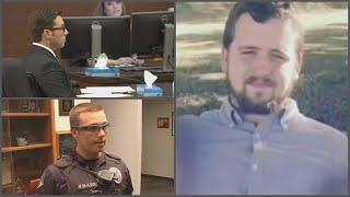 Only civilian witness to Mesa police shooting testifies