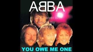 ABBA - You Owe Me One (Full HQ Song)