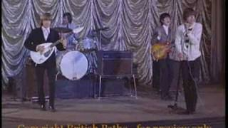 Rolling Stones Gather Moss British Pathe News 1964