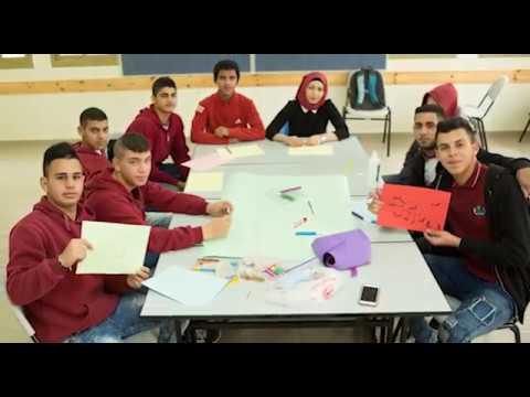 برنامج توعية حول نبذ العنف في مدرسة افاق كفرمندا-2018