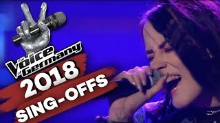 Labrinth   Jealous (Kira Mesterheide) | The Voice Of Germany | Sing Offs