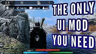 How To Overhaul Skyrim's UI With One Amazing Mod