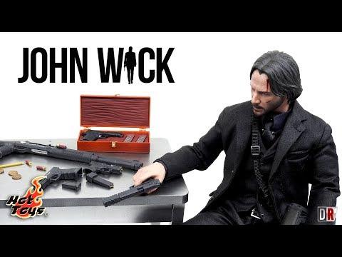 Hot Toys JOHN WICK Review BR / DiegoHDM