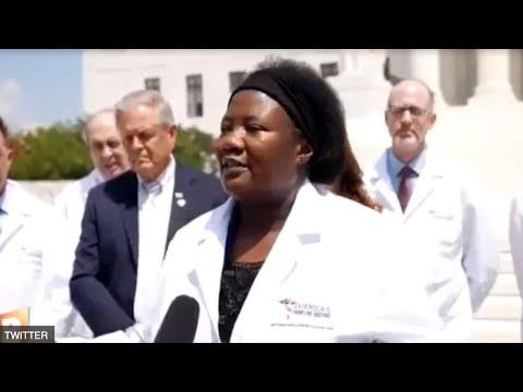 Kenyan officials dismiss Dr. Stella Immanuel's hydroxychloroquine video