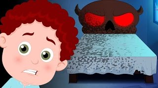 mummy who is under the bed  kids songs nursery rhymes /w