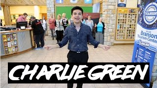 Charlie Green from Britain's Got Talent ( Frank Sinatra - I Love You Baby) Branson MO