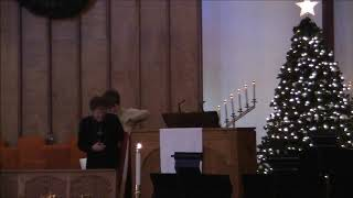 """""""Whatever You Do...""""; Scripture Reading: Colossians 3:12-17; Rev. Wendy Warner, Sunday Dec"""
