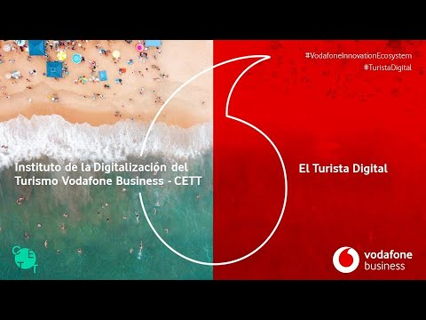 Resumen Webinar Vodafone Business: El Turista Digital