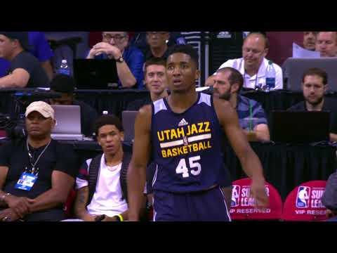 f57a6939a Donovan Mitchell s Best Plays from NBA Summer League