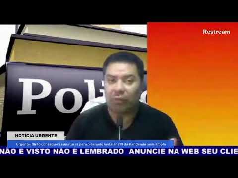 NOTÍCIA URGENTE DO GOVERNO BOLSONARO