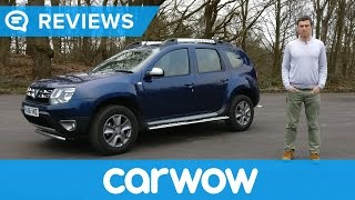 Dacia Duster 2014 –2018 SUV review | Mat Watson Reviews