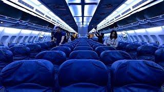 Economy Class Trip Report | Air Transat Airbus A310-300 Montréal To Toronto | Full Experience
