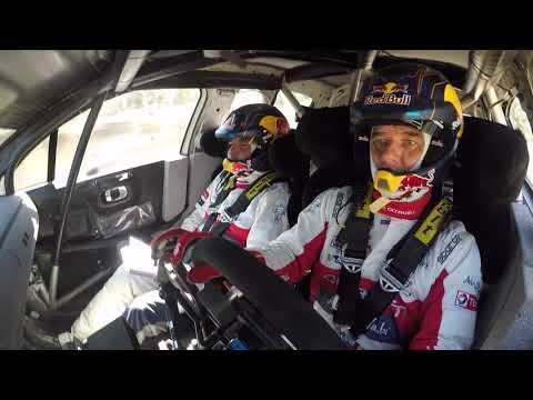 Sebastien Loeb and Daniel Elena back in C3 WRC with Citroën Racing