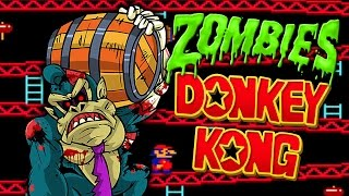 Nintendo Donkey Kong Zombies Custom Gameplay 💀 Call of Duty Black Ops 3 Custom Zombies