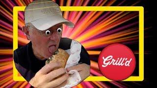 Grill'd | Simply Grill'd Burger | Taste Test