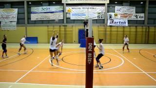 preview picture of video 'Amichevole Pallavolo Impruneta/Euro2 del 3/10/12'
