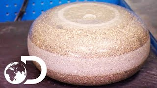CURLING STONES | How Its Made
