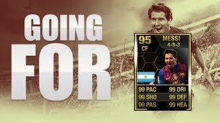 Fifa 13 Ultimate Team  Going For Messi  Pack Opening  Episode 21