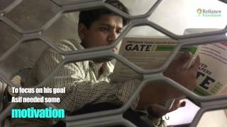Asif Hasan a mechanical engineer with a B Tech degree from Sardar