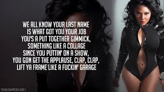 Lil' Kim - Black Friday (Lyrics - Video)