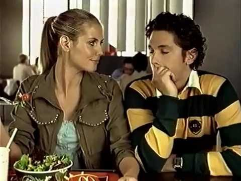 McDonald's Werbung Heidi Klum 2007