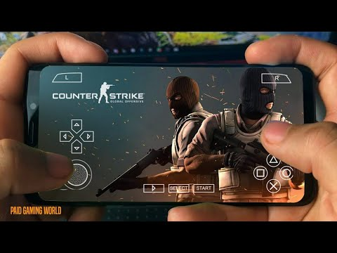 [REAL] CSGO: Counter Strike Global Offensive on Android Mobile For Free (2020) ✅
