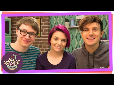 If Websites Started Speed Dating with Emma Blackery   Cereal Time
