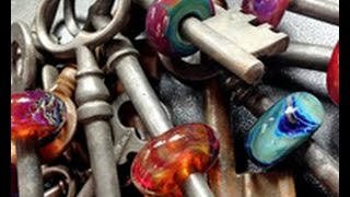 Tammy Rae Wolter Shares Tips For Making Lampwork Beads On Beads, Baubles & Jewels (2213-1)