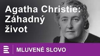 Agatha Christie: Záhadný život. Mluvené slovo CZ Krimi / biografie