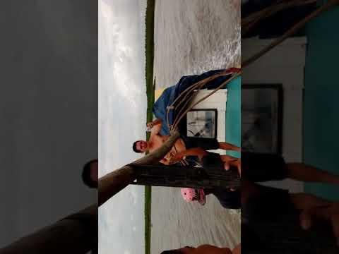 Passeio de canoa em sipaù Anajatuba Maranhão