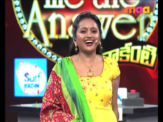 Shyamala & Abhinay at Sell Me The Answer – 23rd October 2016 – Full Episode