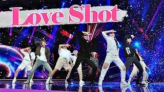 [꿈의 무대 스테이지K] 엑소(EXO)x일본 대표팀의 환상적 콜라보 ′Love Shot′♬ 스테이지 K(STAGE K) 9회
