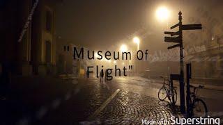 Museum Of Flight - Damien Jurado (Lyrics Video)